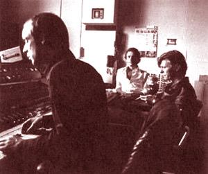 Eno, Visconti en Bowie