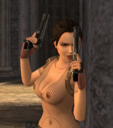 Lara nude