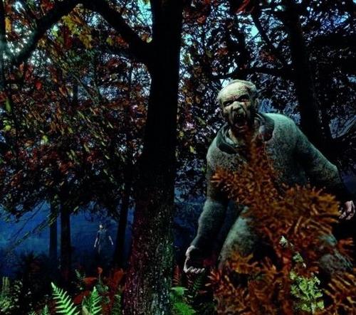Screenshot uit Left 4 Dead
