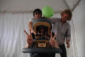Miles, Joe en Greg van The Rascals - Foto: 3voor12
