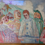 Le désespoir de Pierrot De bedroefde Pierrot circa 1910 James Ensor (1860 - 1949)