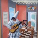Pierrot Gino Severini (1883 - 1964) 1923