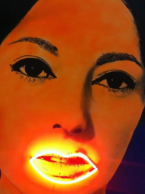 Martial Raysse: Peinture à haute tension, 1965