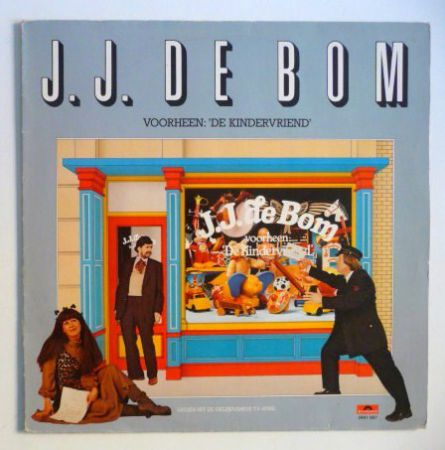J.J. de Bom, voorheen de kindervriend
