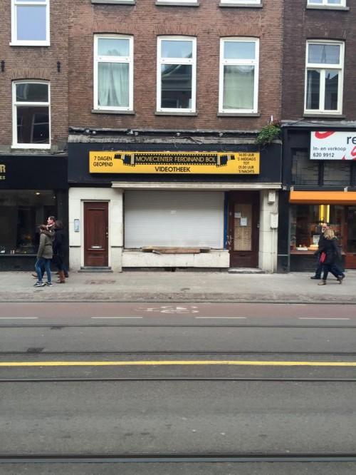 Movie Center, waar mijn filmcarrière in Amsterdam begon