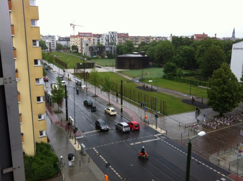 Bernauerstrasse