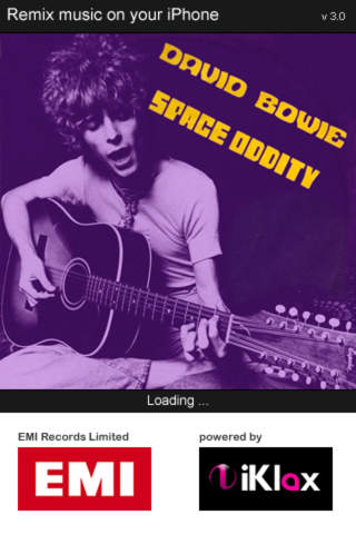 Remix Space Oddity