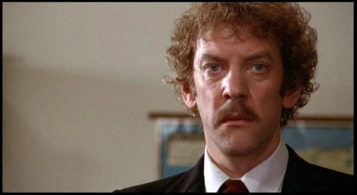 Invasion Donald Sutherland