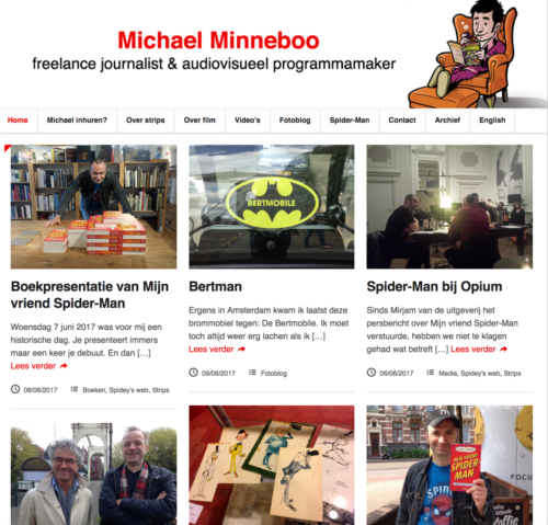 Blog Michael Minneboo
