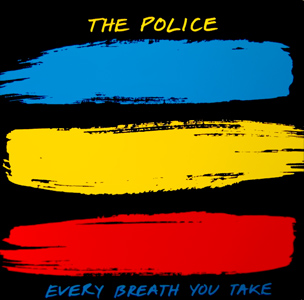 The Police - Every Breath You Take single